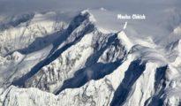 Muchu Chhish (7452 m), fot. FB Muchu Chhish 2020 Czech Expedition