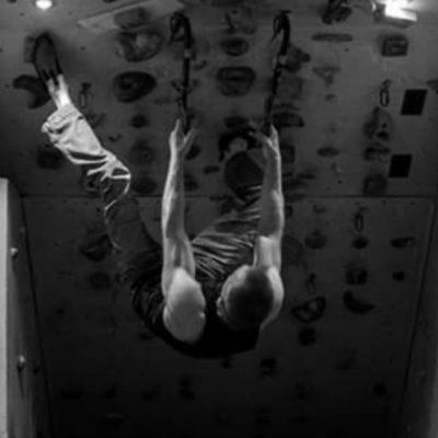 Trening w Szczecińskim Centrum Wspinaczkowym GEKO