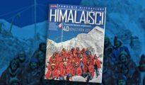 Pomocnik Historyczny POLITYKI z serii Biografie pt. HIMALAIŚCI