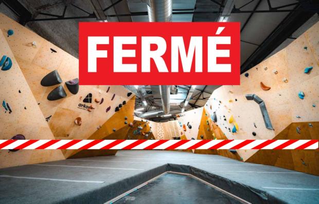 Ponowne zamknięcie francuskich ścian wspinaczkowych (fot. planetgrimpe)