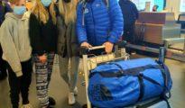 John Snorii wyrusza na K2