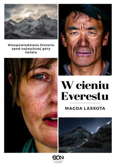 """""""W cieniu Everestu"""". Magda Lassota, 2020"""