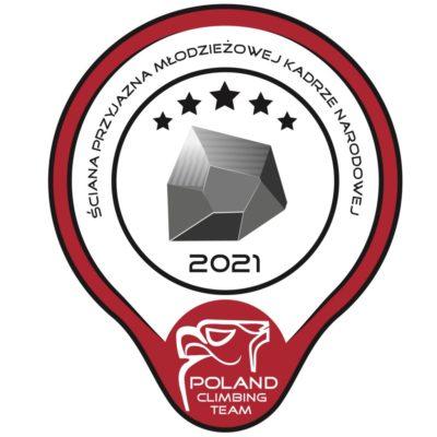 """Logo akcji """"Ściana przyjazna Młodzieżowej Kadrze Narodowej"""""""