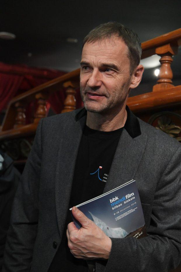 IAMF Grand Prize 2021 Dariusz Załuski
