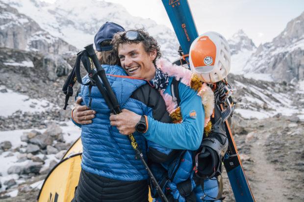 Andrzej Bargiel Laila Peak