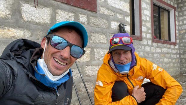 Kilian Jornet i David Göttler planują wspólnie zdobyć Mount Everest