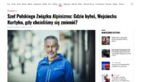 """Prezes PZA Piotr Pustelnik - wywiad dla """"Gazety Wyborczej"""""""