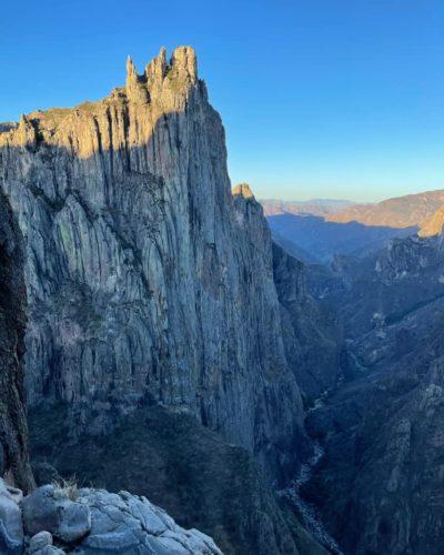 Ściana El Gigante (fot. FB Sasha DiGiulian)