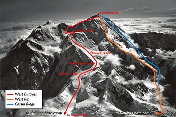 Drogi na Denali (blog.alpineinstitute.com)