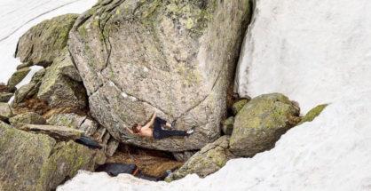 "Giuliano Cameroni na ""Hazel Grace"" w wersj SD 8C+ (fot. Stefan Kürzi)"