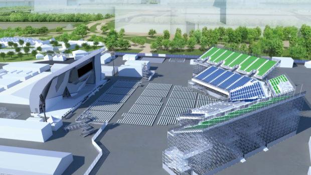 Aomi Urban Sports Park (rys. olympics.com)