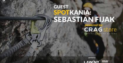GUEST SPOTkania CRAG store - Sebastian Fijak
