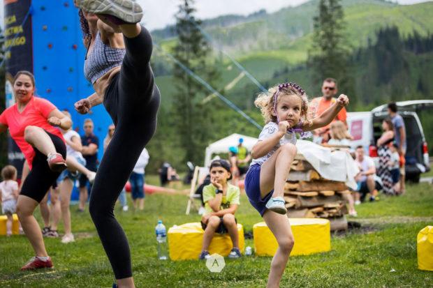Miasteczko festiwalowe, Moc Festiwal Gór 2021