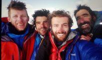 Zespół w komplecie: Jérôme Sullivan, Victor Saucède, Martin Elias i Jérémy Stagnetto