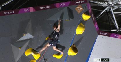 Colin Duffy to największe pozytywne zaskoczenie eliminacji olimpijskich