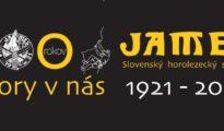 Logo Słowackiego Towarzystwa Wspinaczkowego JAMES