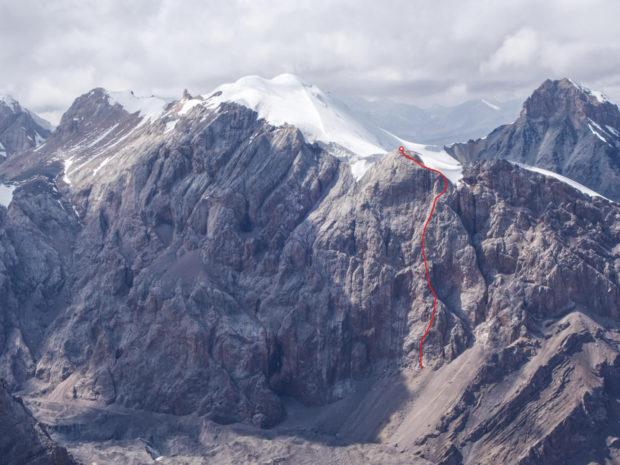Marona East 4610 m (fot. FB Kirill Belotserkovskiy)