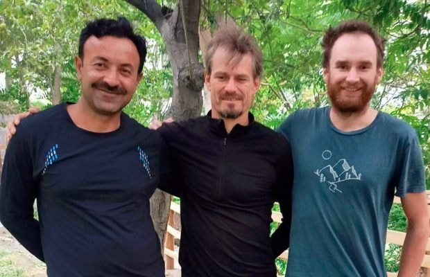 Wajidullah Nagri, Peter Macek i Jakub Vicek