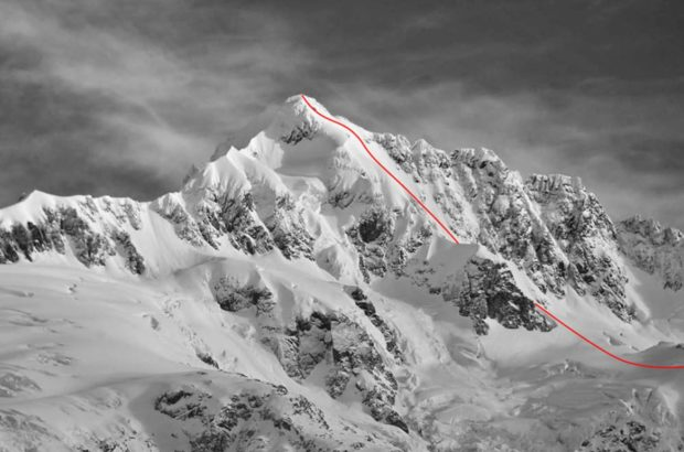 Cerro Pinuer (2300 m)